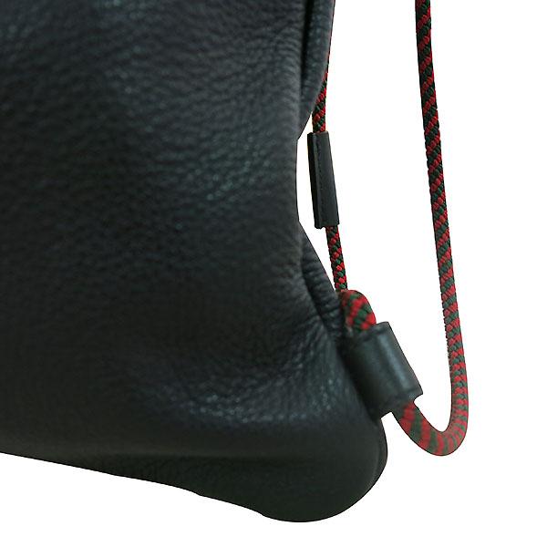 Gucci(구찌) 494053 구찌 로고 가죽 드로우스트링 백팩 [대구동성로점] 이미지3 - 고이비토 중고명품