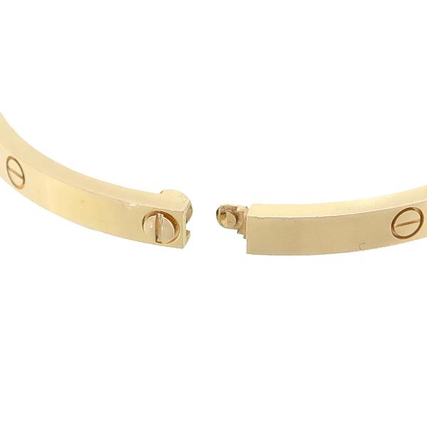 Cartier(까르띠에) B6047317 18K 핑크골드 러브 SM 사이즈 팔찌 -17호 [강남본점] 이미지3 - 고이비토 중고명품