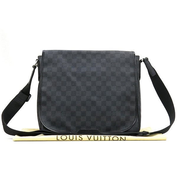 Louis Vuitton(루이비통) N58029 다미에 그라피트 캔버스 다니엘 MM 크로스백 [강남본점]