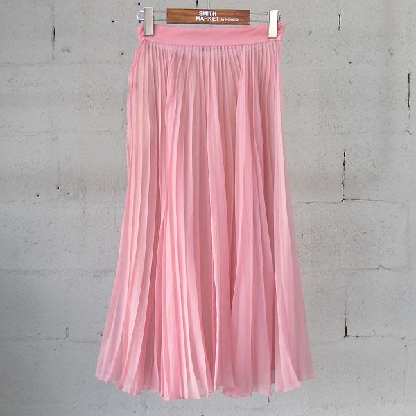 Gucci(구찌) 427018 실크 혼방 핑크 컬러 여성용 플리츠 스커트 [동대문점]