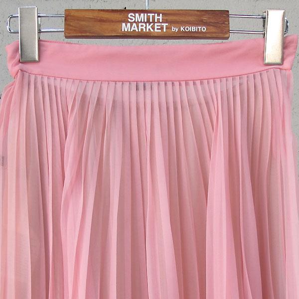 Gucci(구찌) 427018 실크 혼방 핑크 컬러 여성용 플리츠 스커트 [동대문점] 이미지2 - 고이비토 중고명품