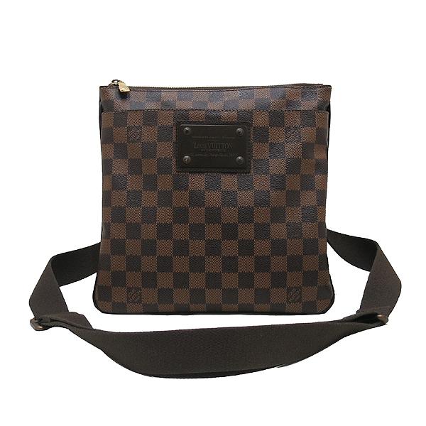 Louis Vuitton(루이비통) N41100 다미에 에벤 포쉐트 부르클린 메신저 크로스백 [인천점]