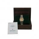 Rolex(로렉스) 16233 18K 콤비 DATEJUST(데이저스트) 보카시 다이얼 오토매틱 남성용 시계 - X단위 [인천점]