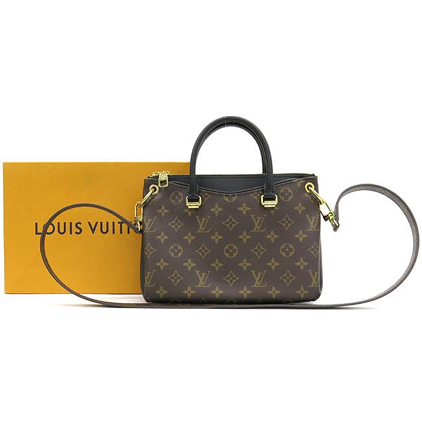 Louis Vuitton(루이비통) M42960 모노그램 캔버스 팔라스 BB 토트백 + 숄더스트랩 2way [강남본점]