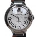 Cartier(까르띠에) W69012Z4 발롱블루 드 까르띠에 L사이즈 42MM 오토매틱 스틸 남성용 시계[대구 대백프라자점]