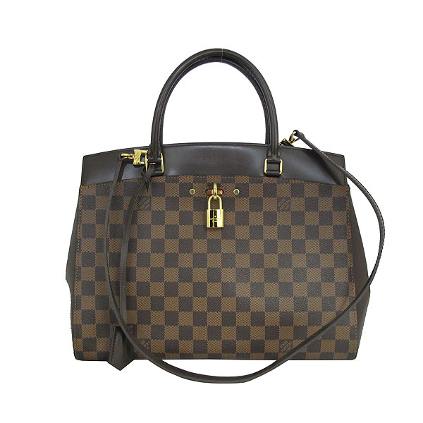 Louis Vuitton(루이비통) N41150 다미에 에벤 캔버스 RIVOLI(리볼리) MM 토트백+숄더스트랩 [동대문점]