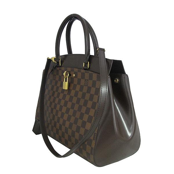 Louis Vuitton(루이비통) N41150 다미에 에벤 캔버스 RIVOLI(리볼리) MM 토트백+숄더스트랩 [동대문점] 이미지2 - 고이비토 중고명품