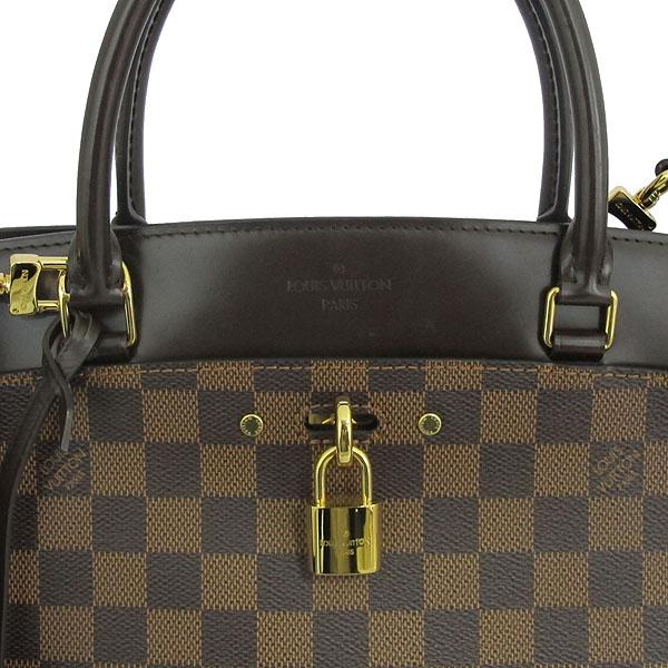 Louis Vuitton(루이비통) N41150 다미에 에벤 캔버스 RIVOLI(리볼리) MM 토트백+숄더스트랩 [동대문점] 이미지3 - 고이비토 중고명품