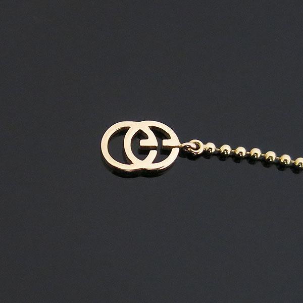 Gucci(구찌) 356956 18k 옐로우골드 GG로고 여성용 팔찌 [대구동성로점] 이미지3 - 고이비토 중고명품