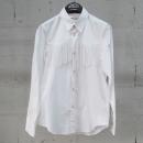 JUNYA WATANABE (준야 와타나베) 화이트 컬러 태슬 디테일 드레스 셔츠 [동대문점]