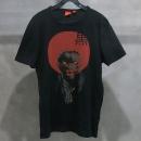 Hugo Boss(휴고보스) 블랙 컬러 호랑이 프린팅 남성용 티셔츠 [인천점]