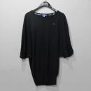Burberry(버버리) 블랙 컬러 블루라벨 여성용 니트 티 [대구반월당본점]