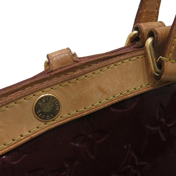 Louis Vuitton(루이비통) M91690 모노그램 베르니 라우지 포비스트 브레아 MM 토트백 + 숄더스트랩 2WAY [인천점] 이미지3 - 고이비토 중고명품