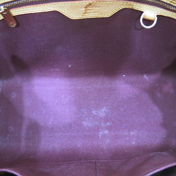 Louis Vuitton(루이비통) M91690 모노그램 베르니 라우지 포비스트 브레아 MM 토트백 + 숄더스트랩 2WAY [인천점] 이미지5 - 고이비토 중고명품