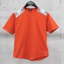 Burberry(버버리) 견장 클래식 체크 패턴 여성용 티셔츠 [동대문점]