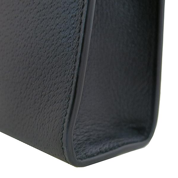 Gucci(구찌) 18F/W 475316 블랙컬러 스트라이프 가죽 클러치 [대구동성로점] 이미지3 - 고이비토 중고명품