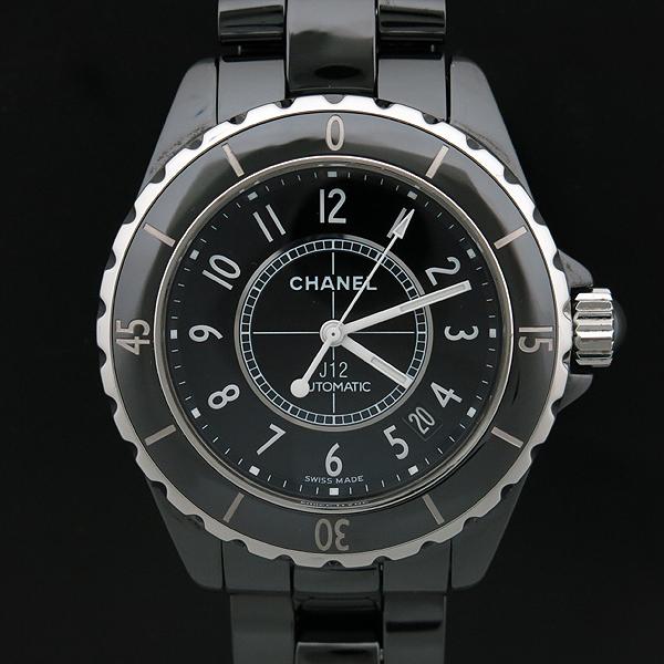 Chanel(샤넬) H0685 J12 38MM 블랙 세라믹 데이트 오토매틱 남성용 시계 [인천점] 이미지2 - 고이비토 중고명품