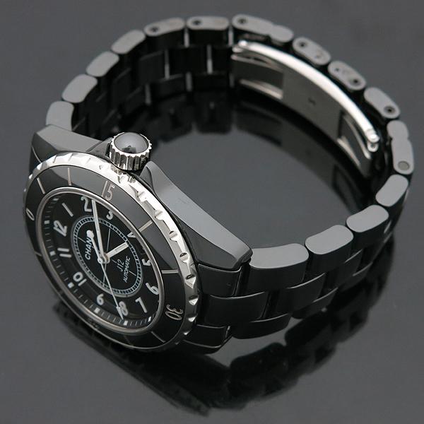 Chanel(샤넬) H0685 J12 38MM 블랙 세라믹 데이트 오토매틱 남성용 시계 [인천점] 이미지3 - 고이비토 중고명품