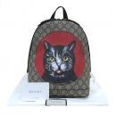 Gucci(구찌) 495621 GG 슈프림 MYSTIC CAT 프린팅 백팩 [부산센텀본점]
