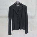 D&G(돌체&가바나) 실크 혼방 블랙 컬러 여성용 자켓 [동대문점]