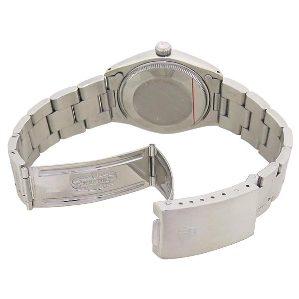 Rolex(로렉스) 오이스터 퍼페츄얼 에어킹 5500 오토메틱 남성용 스틸 시계 [강남본점] 이미지3 - 고이비토 중고명품