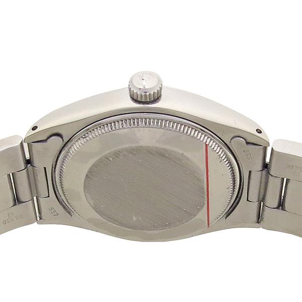 Rolex(로렉스) 오이스터 퍼페츄얼 에어킹 5500 오토메틱 남성용 스틸 시계 [강남본점] 이미지4 - 고이비토 중고명품