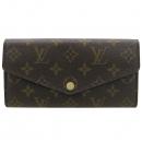 Louis Vuitton(루이비통) M60531 모노그램 캔버스 사라 월릿 장지갑 [강남본점]