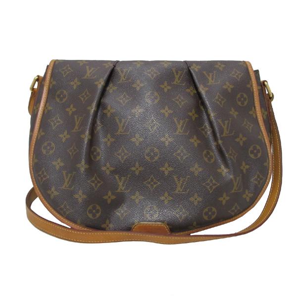 Louis Vuitton(루이비통) M40473 모노그램 캔버스 메닐몽땅 MM 크로스백 [대구반월당본점] 이미지2 - 고이비토 중고명품