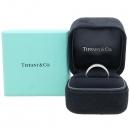 Tiffany(티파니) PT950 (플래티늄) 신형 밀그레인 엣지 4mm 밴드 반지 - 10.5호 [강남본점]