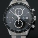 Tag Heuer(태그호이어) CV2010 CARRERA(까레라) 크로노그래프 오토매틱 스틸 시스루백 남성용 시계 [부산센텀본점]