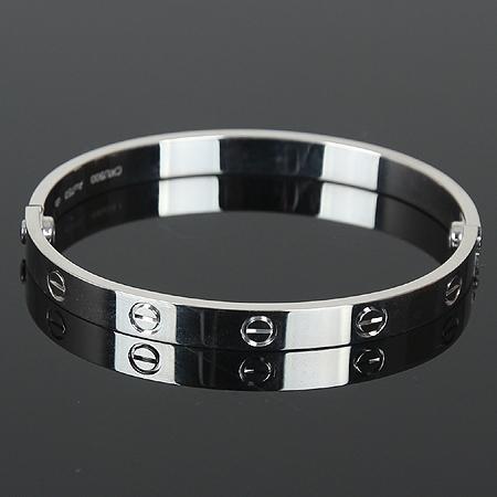 Cartier(까르띠에) B6035417 18K(750) 화이트 골드 러브 팔찌 (17호)[광주상무점]