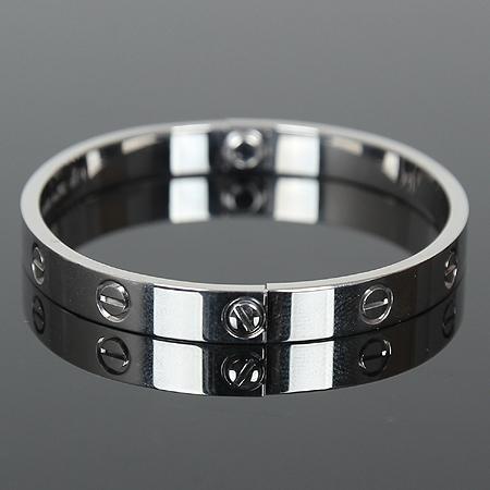 Cartier(까르띠에) B6035417 18K(750) 화이트 골드 러브 팔찌 (17호)[광주상무점] 이미지3 - 고이비토 중고명품