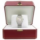 Cartier(까르띠에) W20055D6 산토스 스틸 오토매틱 LM사이즈 남성용 시계 [강남본점]