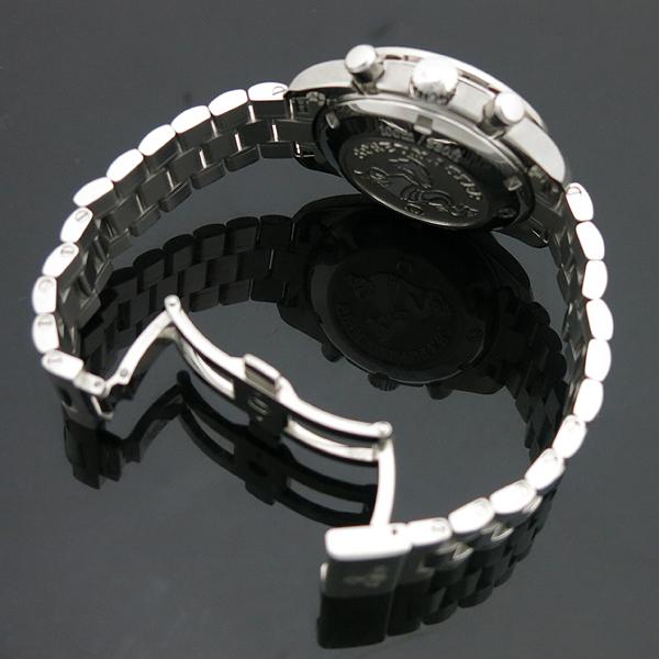 Omega(오메가) 324.30.38.40.04.001 화이트 다이얼 38MM 스피드마스터 크로노그래프 데이트 여성용 오토매틱 시계 [인천점] 이미지4 - 고이비토 중고명품