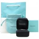 Tiffany(티파니) Pt 950 엘사퍼레티 1포인트 체인 반지 [강남본점]