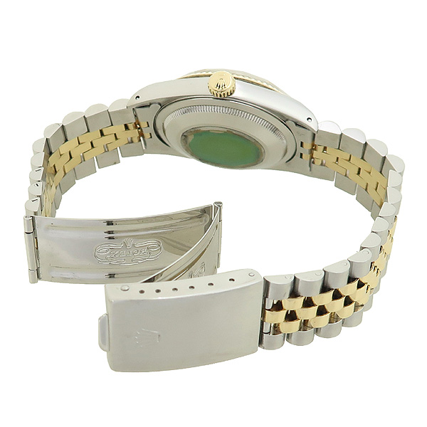Rolex(로렉스) 16233 DATEJUST 데이트저스트 18K 콤비 스틸 쥬빌레 브레이슬릿 남성용 시계 [강남본점] 이미지3 - 고이비토 중고명품