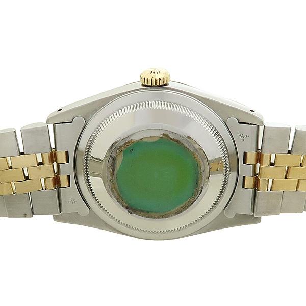 Rolex(로렉스) 16233 DATEJUST 데이트저스트 18K 콤비 스틸 쥬빌레 브레이슬릿 남성용 시계 [강남본점] 이미지4 - 고이비토 중고명품
