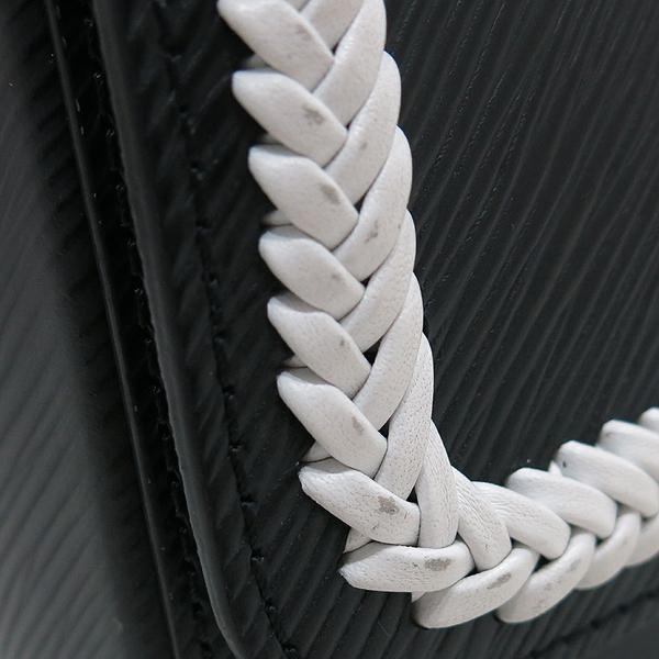 Louis Vuitton(루이비통) M54286 블랙 에삐 레더 트위스트 MM 은장 체인 숄더 겸 크로스백 [인천점] 이미지5 - 고이비토 중고명품