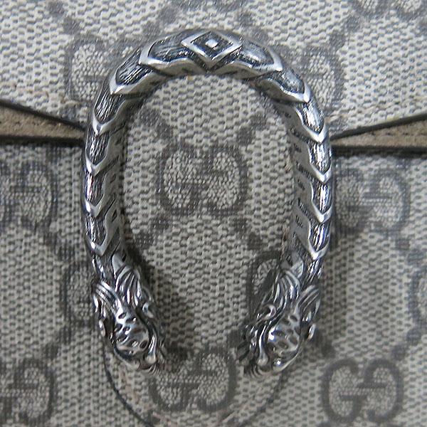 Gucci(구찌) 476432 GG로고 PVC Dionysus(디오니소스) GG 수프림 미니 체인 크로스백 [대구동성로점]
