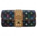 Louis Vuitton(루이비통) M45640 모노그램 멀티 블랙 컬러 금장 스터드 장식 코트니 클러치백 [인천점]