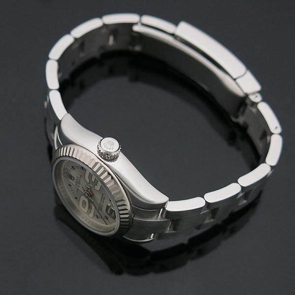 Rolex(로렉스) 176234 OYSTER PERPETUAL(오이스터 퍼페츄얼) Arabian 인덱스 26MM 오이스터 밴드 스틸 오토매틱 여성용 시계 [인천점] 이미지3 - 고이비토 중고명품