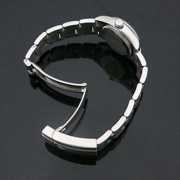 Rolex(로렉스) 176234 OYSTER PERPETUAL(오이스터 퍼페츄얼) Arabian 인덱스 26MM 오이스터 밴드 스틸 오토매틱 여성용 시계 [인천점] 이미지4 - 고이비토 중고명품