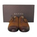 Gucci(구찌) 337046 브라운 컬러 테슬 장식 남성용 구두 [동대문점]