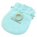 Tiffany(티파니) 핑크 골드 메탈 루베이도™ 네로우 1837™ 밴드 반지 - 8호 [강남본점]