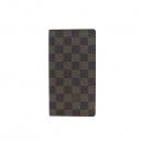 Louis Vuitton(루이비통) N61823 다미에 에벤 캔버스 포트 발레르 오거나이저 장지갑 [부산센텀본점]