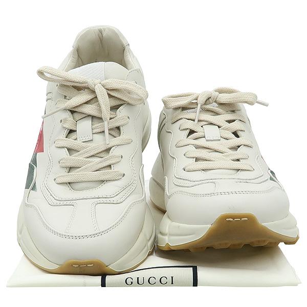 Gucci(구찌) 523535 삼색 프린팅 라이톤 남여공용 스니커즈 [강남본점]