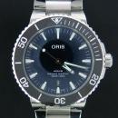 ORIS(오리스) 733 7730 4135 AQUIS(애커스) 43.5MM 오토매틱 스틸 남성용 시계 [동대문점]
