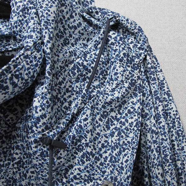 Louis Vuitton(루이비통) 1A04KI 블루 컬러 프린트 블루종 남성용 자켓 [대구반월당본점] 이미지3 - 고이비토 중고명품