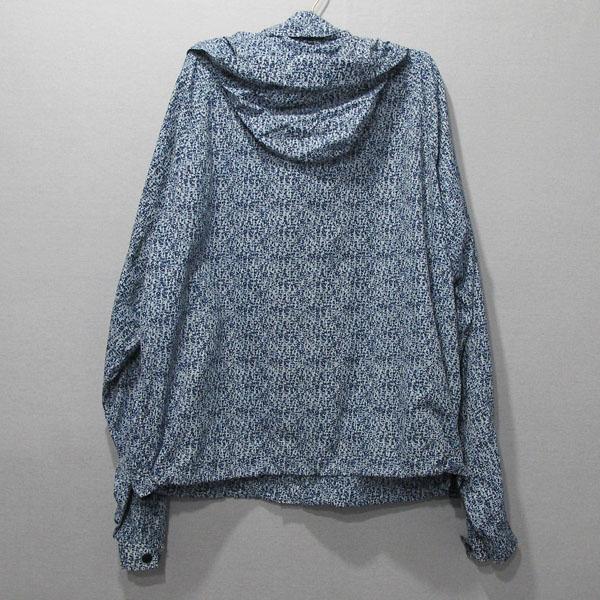 Louis Vuitton(루이비통) 1A04KI 블루 컬러 프린트 블루종 남성용 자켓 [대구반월당본점] 이미지4 - 고이비토 중고명품