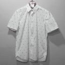 Louis Vuitton(루이비통) 1A0UPU 화이트 컬러 모노그램 프린트 남성용 셔츠 [대구반월당본점]